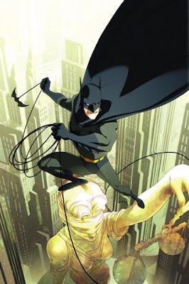 Batman Climbing
