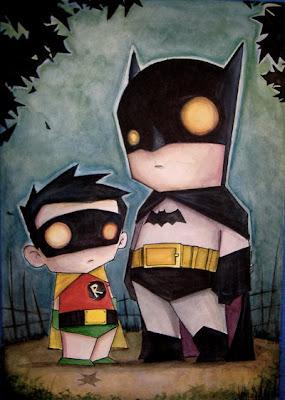 Batman Jujutsu Batman Jiu Jitsu