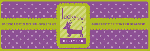 Lucky Dog Delivers
