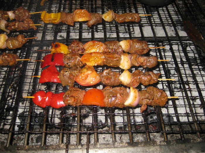 Beef Kebab - Beef Tenderloin/Daging Batang Pinang