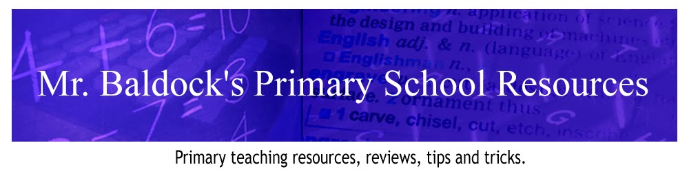 Mr. Baldock's Primary School Resources