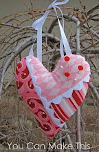 "The ""Sweet"" Heart Pin Cushion - FREE Download"