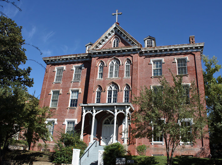 Sisters of Mercy, Vicksburg, Mississippi
