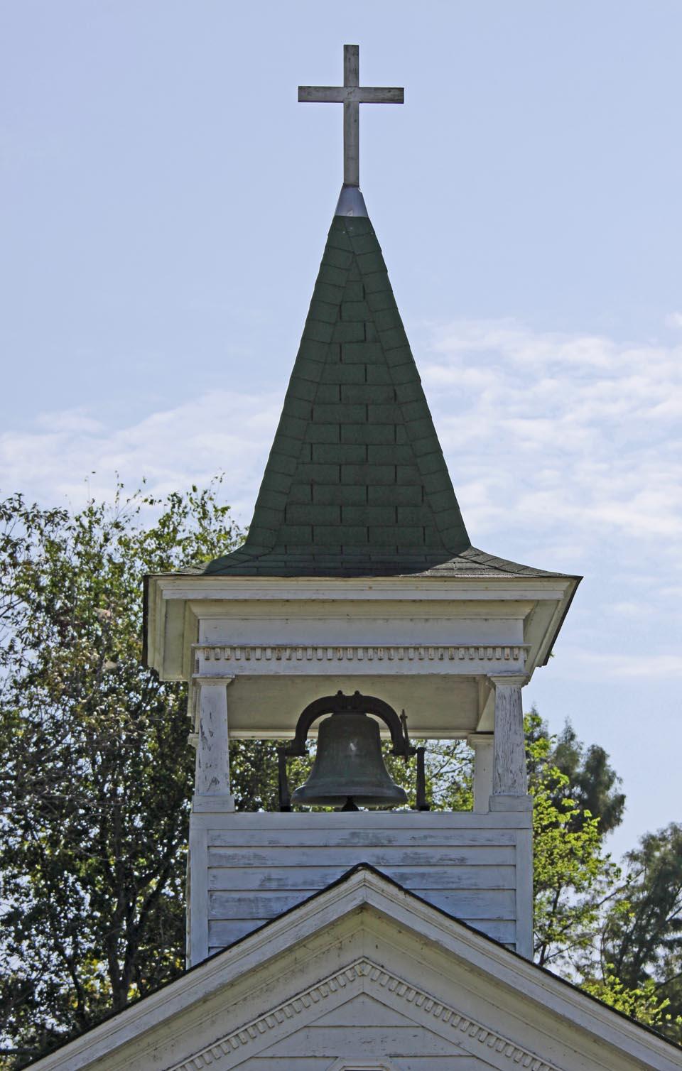 Catholic Church Bells Ringing