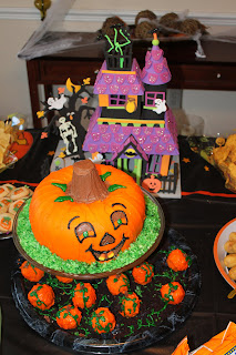 halloween recipe cake