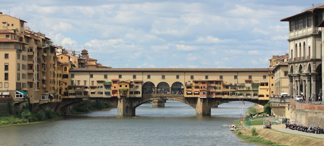 Puente Vechio Puente Viejo Florencia