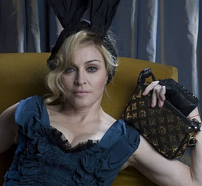 To Age Is a Sin: In Blunt Speech, Madonna Confronts Bias