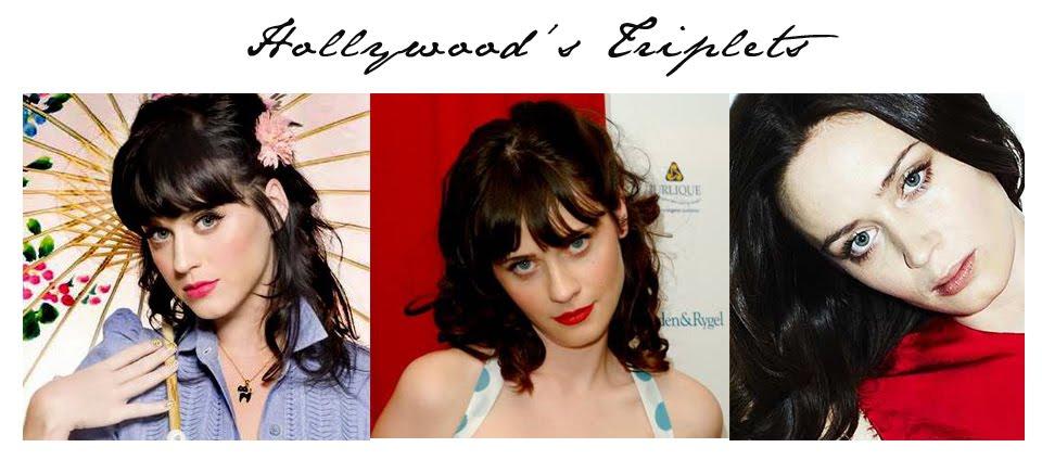 Celebrities that look like katy perry