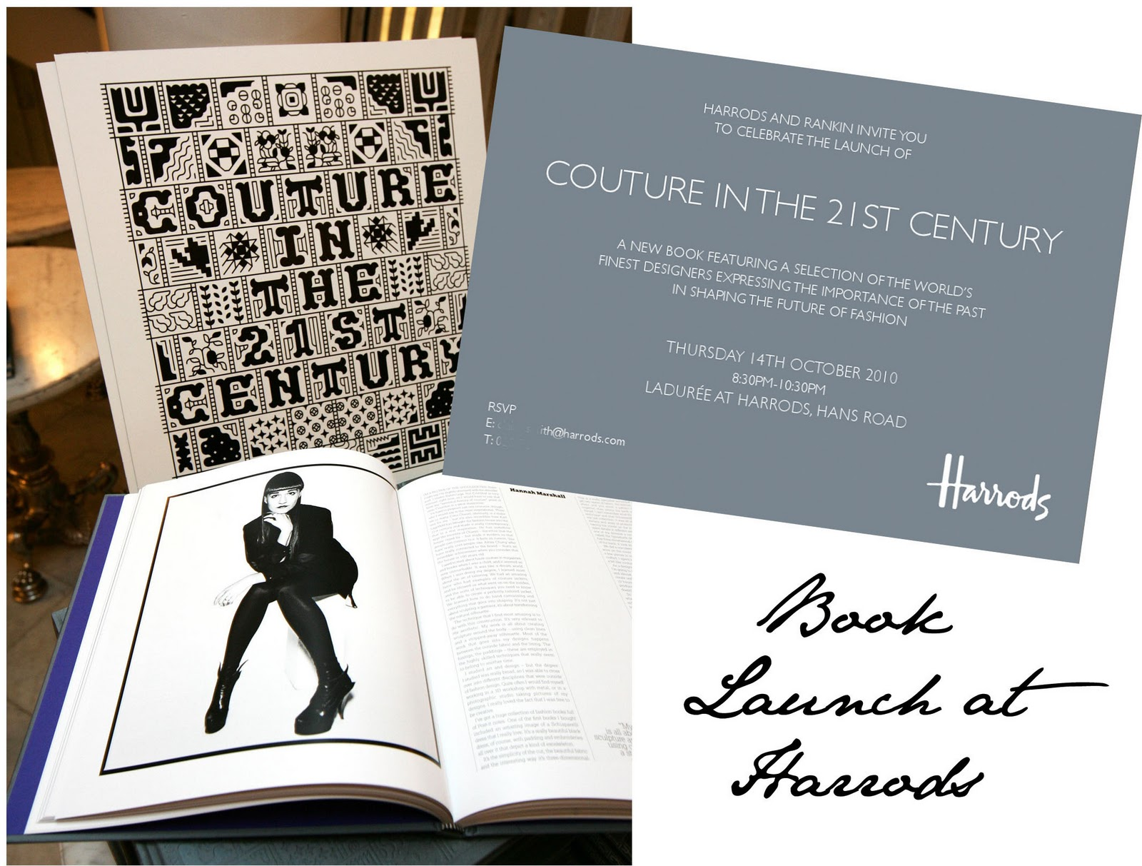 Explores harrods couture in the 21st century pictures