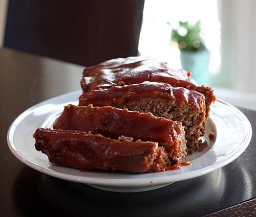 My Favorite Meatloaf~ A Comfort Classic! - Cynthia's ...