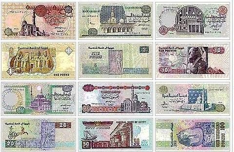 everything about egypt egypt currency and exchange rate