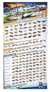 Car Evolution Hot Wheels Basic Car 50 Pack