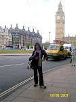 Me in London.