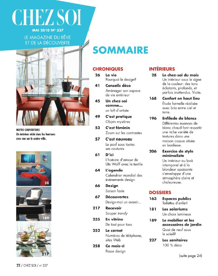 Perfect Magazine Table of Contents Design 730 x 927 · 100 kB · jpeg