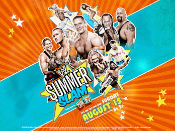 Poster Oficial WWE SummerSlam 2010