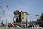 Ancona. Porta Pia ed il Lazzaretto