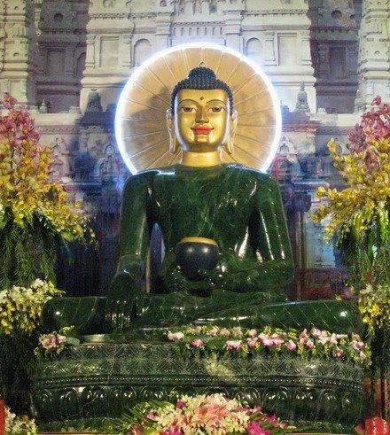 Phật Ngọc Hoà Bình Thế Giới