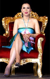 Thai Princess Ubolratana Rajakanya