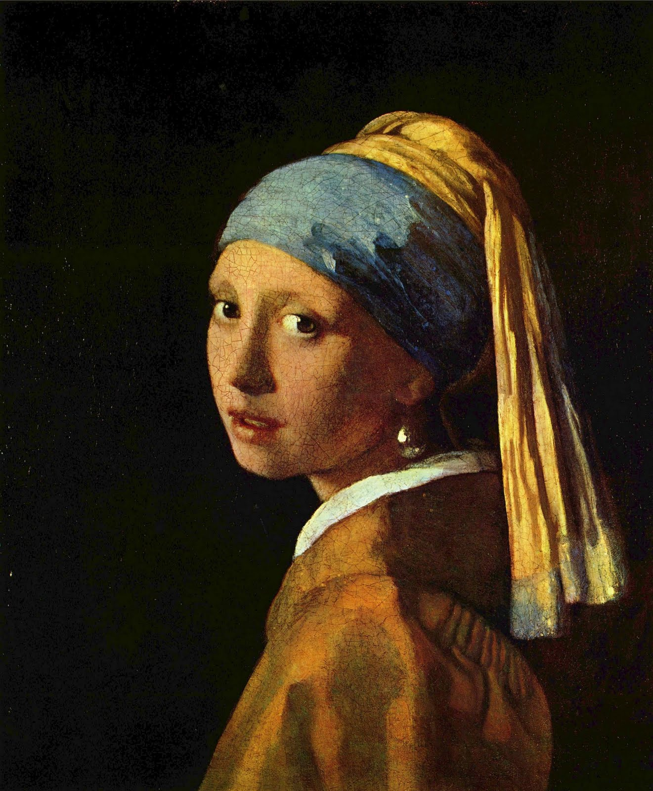 Public domain photos and images johannes vermeer the for Johannes vermeer girl with a pearl earring