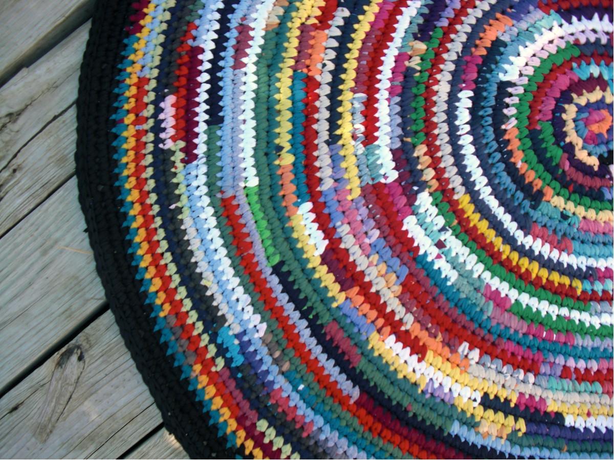 HOW TO MAKE A CROCHET RUG PATTERN SMALLER – Easy Crochet Patterns