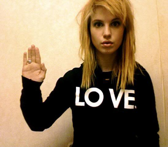 Paramore Hayley Williams Hairstyles