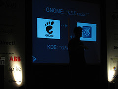 KDE vs. Gnome