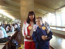 Campeã Panamericana Escolar