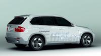 BMW Hybrid X5