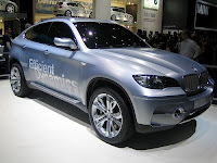 BMW X6 Efficient Dynamics