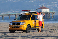 Ford Escape Hybrid Lifeguard Vehicle