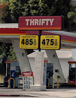 Rising Gas Prices - Thrifty