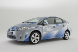 Toyota Prius Plug-in Hybrid Electric Vehicle