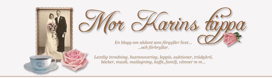 Mor Karins täppa