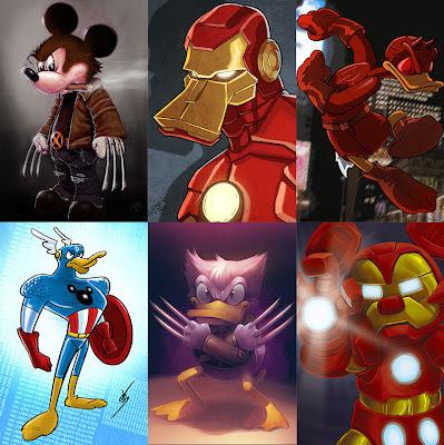 Imagens da Disney Marvel+disney