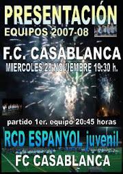 presentación equipos 2007-08