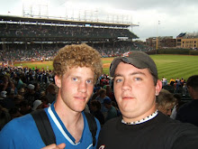 Wrigley Field with Chris Lloyd!