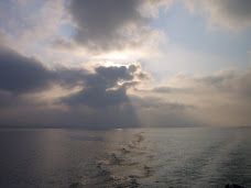 Sunrise over Lake Oneida