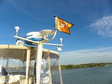 The Coveted Gold Burgee!