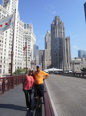Sha & Art in the Windy City