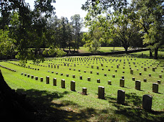 The cemetary at Shiloh