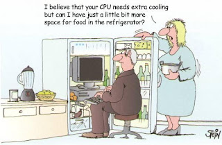 CPU Cooling System