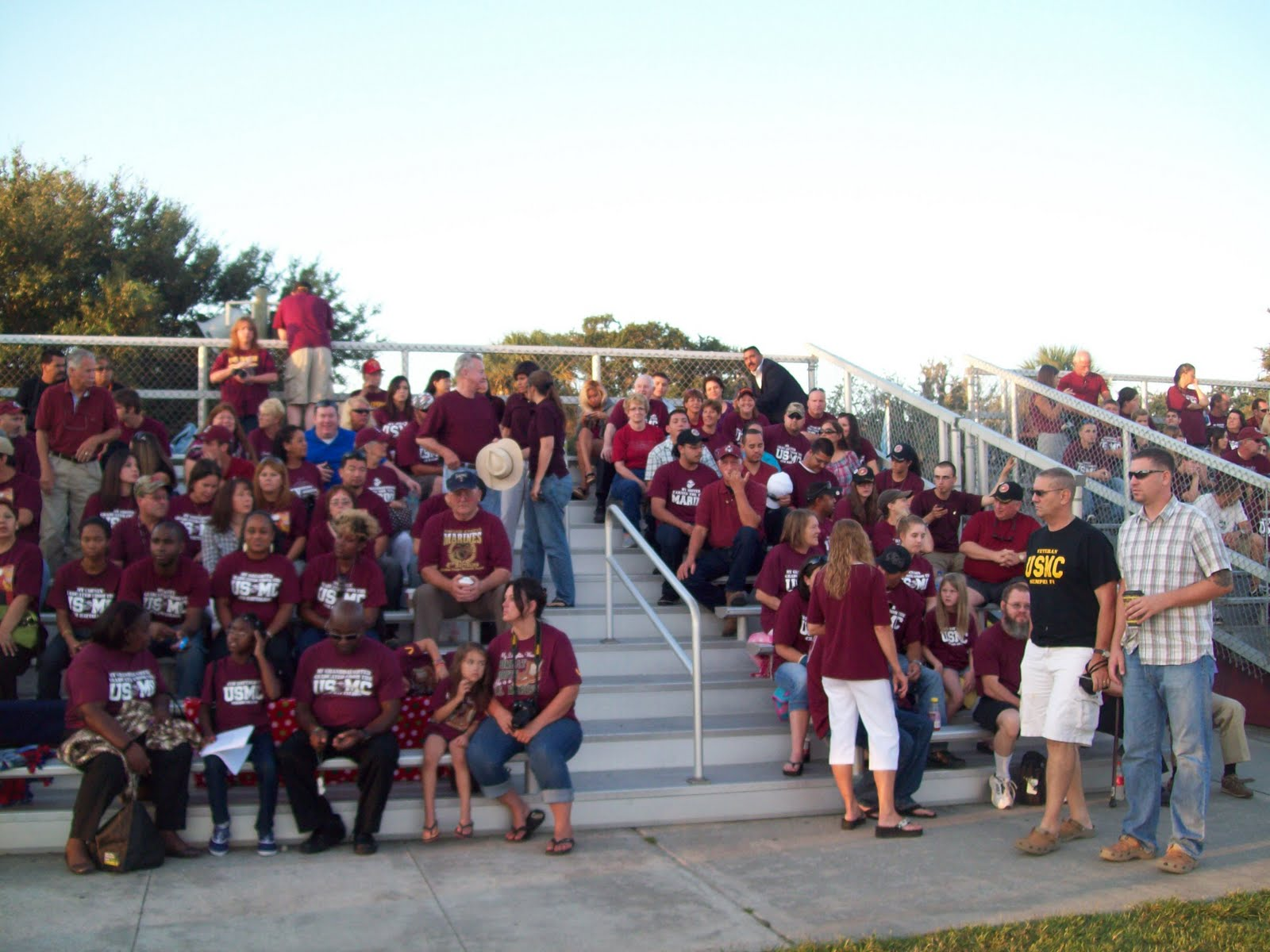 parris island family day pics | semper fi parents