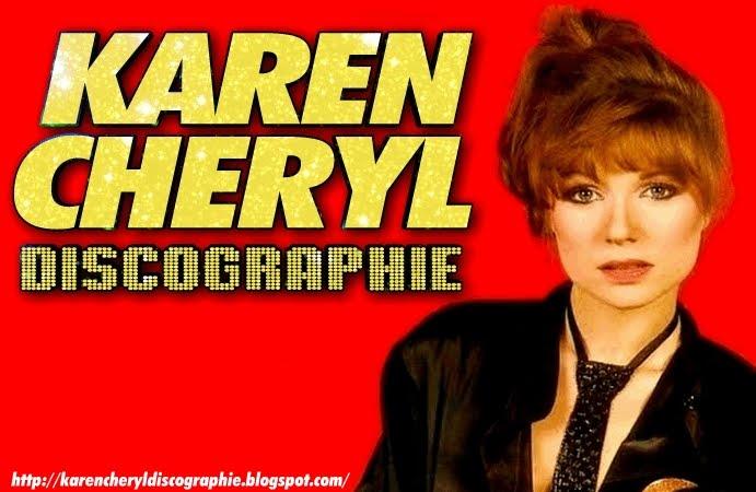 KAREN CHERYL DISCOGRAPHIE