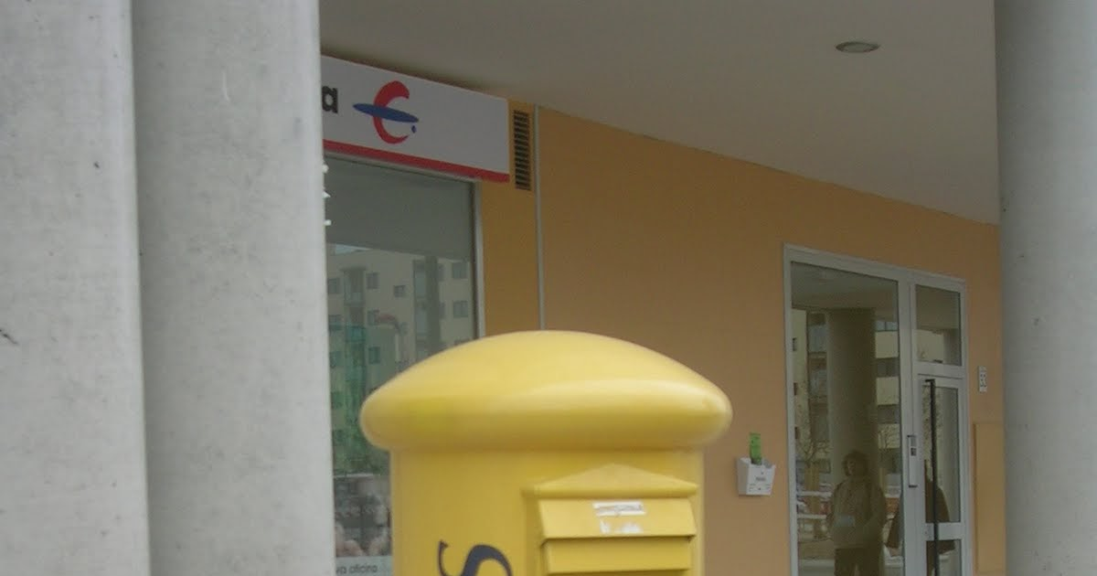 El barrio de valdespartera la oficina de correos for Oficina de correos parla