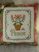 Peace by Country Cottage Needleworks - JCS 2007