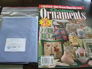 JCS 2008 Ornament Issue & CountryStitch FOTM