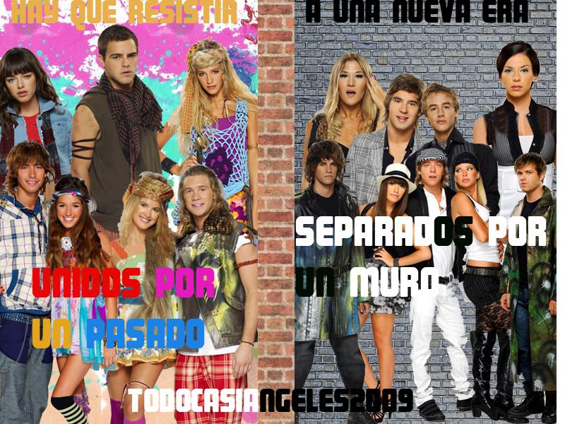 ***Casi Angeles [2010], 2009, 2008, 2007***