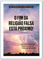 O Fim da Religião Falsa PDF