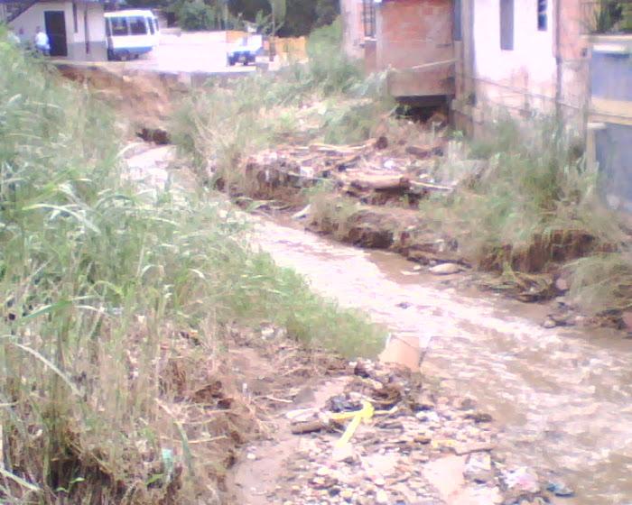 Inundacion en San Padro