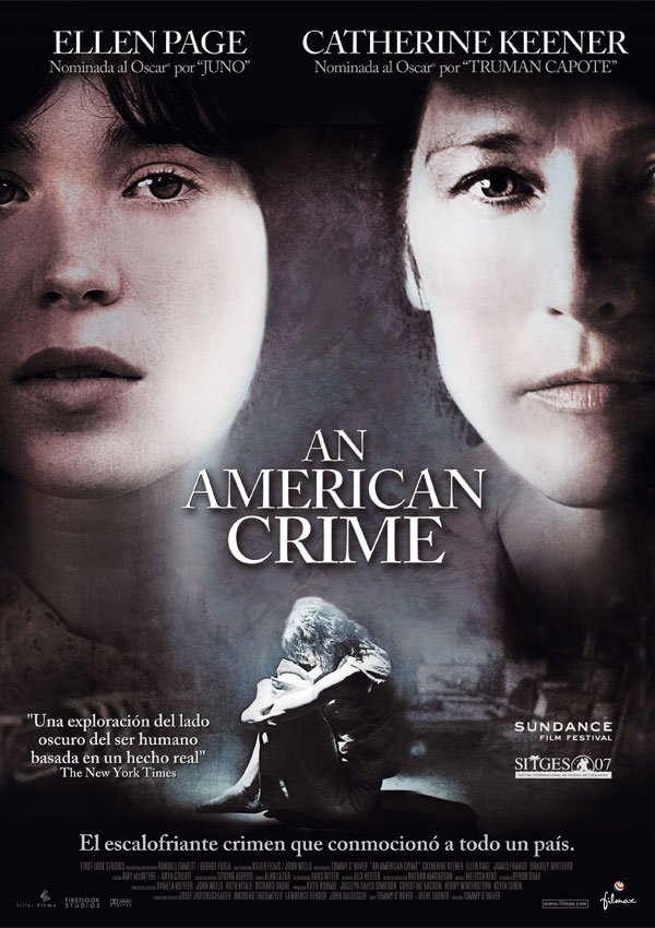 an american crime Read the an american crime movie synopsis, view the movie trailer, get cast and crew information, see movie photos, and more on moviescom.